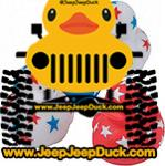 4th Of July Rubber Ducks
