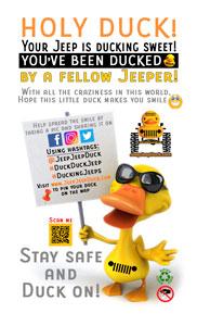 Generic Free DuckDuckJeep Tags 2