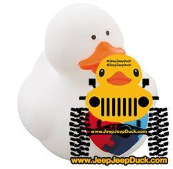 Autism Awareness Rubber Duckies DuckDuckJeep
