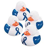 Trisomy 18 rubber ducks