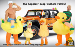 Jeep Duckers Family