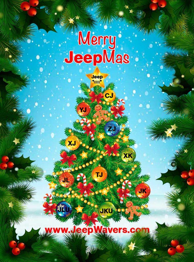 Merry JeepMas