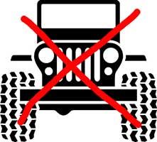 No Jeep
