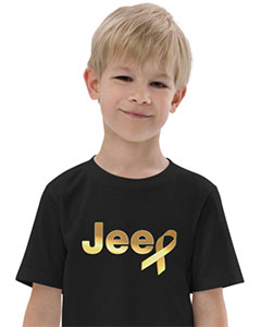 Childhood Cancer Awareness Jeep Gifts