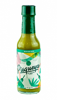 Pisqueya Medium Buzz
