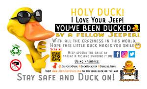 DuckDuckJeep free tag generic 3