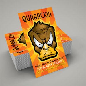 DuckDuckJeep Quaaack Tag