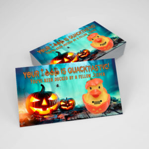 DuckDuckJeep Halloween Tags